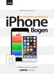 iphone-bogen - den komplette guide til ios 8 - bog