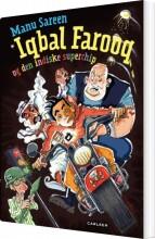 iqbal farooq og den indiske superchip - bog