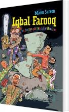 iqbal farooq og jagten på den lille havfrue - bog