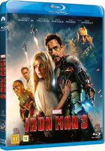 iron man 3 - Blu-Ray
