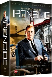 ironside - den komplette serie - DVD
