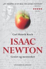 isaac newton - geniet og mennesket - bog