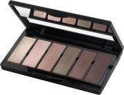 isadora øjenskyggepalette - eye color bar - 63 autumn leaves - Makeup