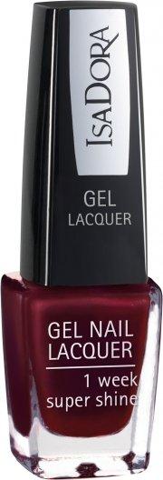 neglelak / negle lak gel - isadora - marron glacé - Makeup