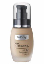 foundation - isadora high performance foundation - diamond beige - Makeup