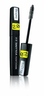 mascara - isadora volume 2.0 mascara - sort/brun - Makeup