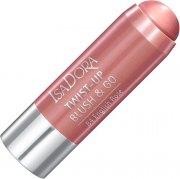 blush - isadora twist-up blush and go - 84 english rose - Makeup