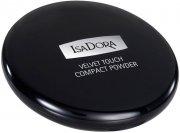 pudder - isadora velvet touch compact powder - olive beige mist - Makeup