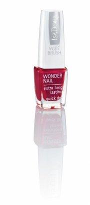 neglelak / negle lak - isadora wonder nail - chelsea red - Makeup