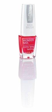 neglelak / negle lak - isadora wonder nail - hot hibiscus - Makeup