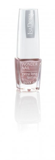 neglelak / negle lak - isadora wonder nail - icy nougat - Makeup
