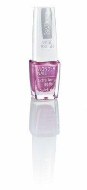 neglelak / negle lak - isadora wonder nail - icy purple - Makeup