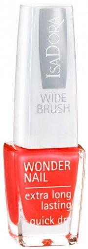 neglelak / negle lak - isadora wonder nail - orange flash - Makeup