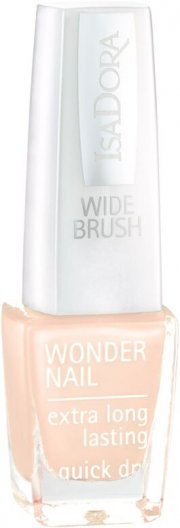 neglelak / negle lak - isadora wonder nail - posh peach - Makeup