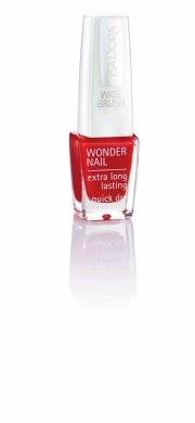 neglelak / negle lak - isadora wonder nail - summer red - Makeup