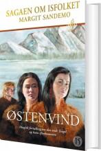 isfolket 15 - østenvind - bog