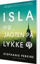 isla og jagten på lykke - bog