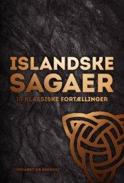 islandske sagaer - 10 klassiske fortællinger - bog