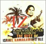 israel kamakawiwo´ole - somewhere over the rainbow - the best of israel kamakawiwo´ole - cd