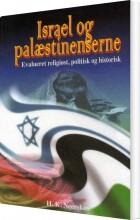 israel og palæstinenserne - bog