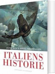 italiens historie - bog