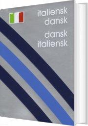 italiensk-dansk/dansk-italiensk ordbog - bog