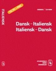 italiensk-dansk/dansk-italiensk - bog