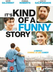its kind of a funny story - DVD