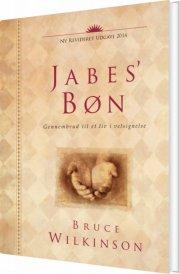 jabes' bøn - bog