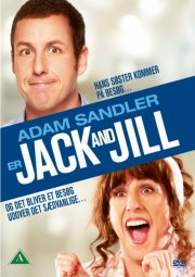 jack and jill - DVD