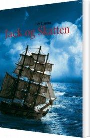 jack og skatten - bog