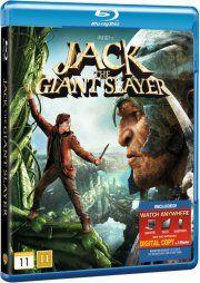 jack the giant slayer - Blu-Ray