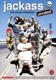 jackass boks  - DVD