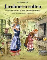 jacobine er sulten - bog
