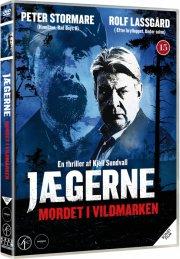 jægerne 2 - mordet i vildmarken - DVD