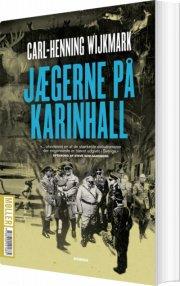jægerne på karinhall - bog