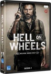 hell on wheels - sæson 2 - DVD