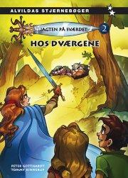 jagten på sværdet 2: hos dværgene - bog