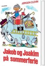 jakob og joakim på sommerferie - bog
