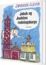 jakob og joakims redningskorps - bog