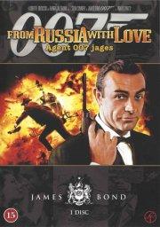 james bond - agent 007 jages - DVD