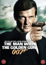 james bond - manden med den gyldne pistol - DVD