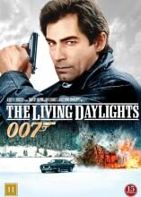 james bond - the living daylights / james bond - spioner dør ved daggry - DVD