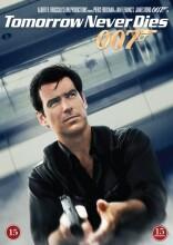 james bond - tomorrow never dies - DVD