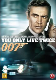 james bond - you only live twice - DVD