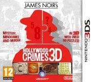 james noir hollywood crimes - nintendo 3ds