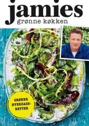 jamie & friends - grønt - bog