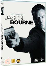 jason bourne 5 - 2016 - DVD