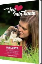 jeg elsker min kanin - bog