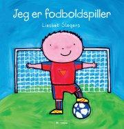 jeg er fodboldspiller - bog